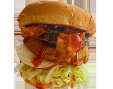 #4 Western Bacon Burger